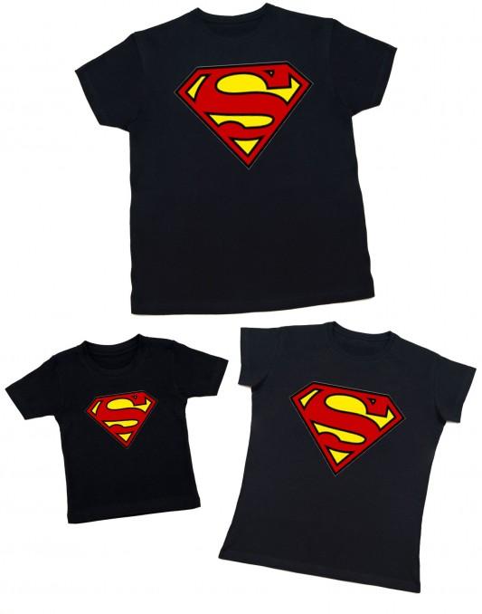 Zestaw dla rodziny SUPERMAN